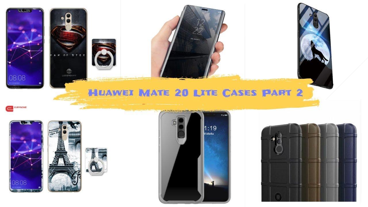 Mate 20 Lite Cases