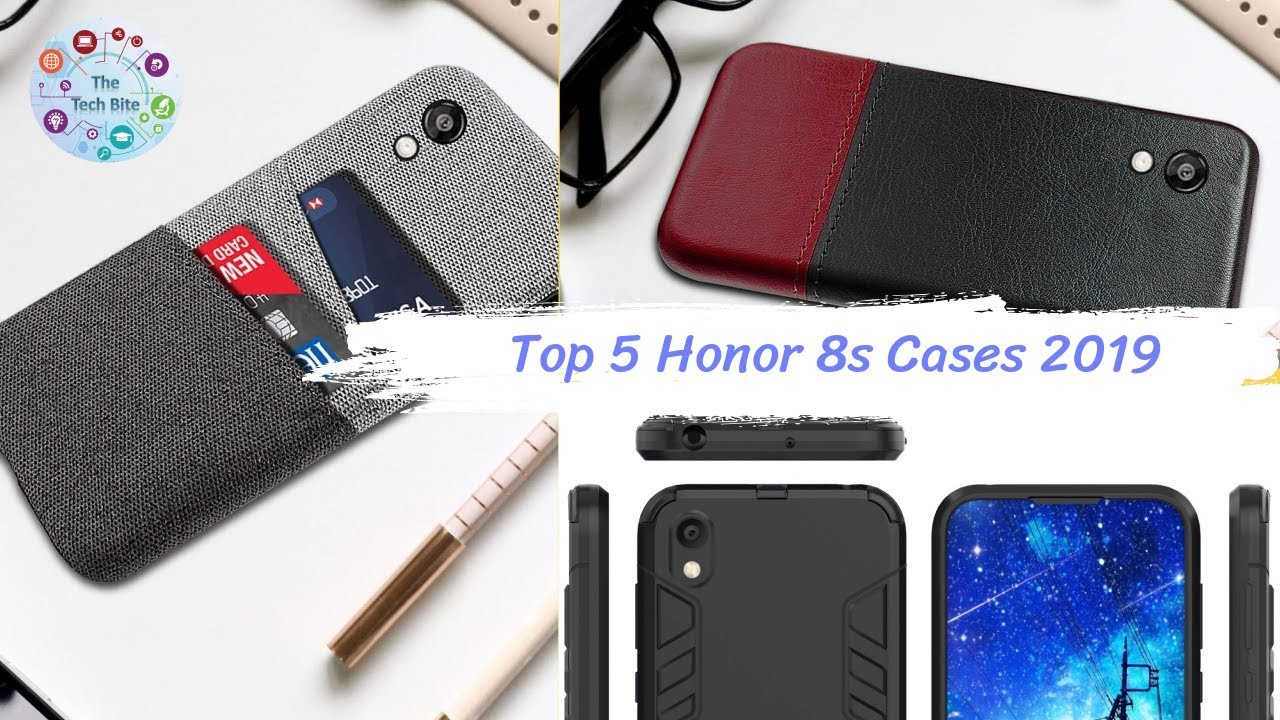Honor 8s Cases