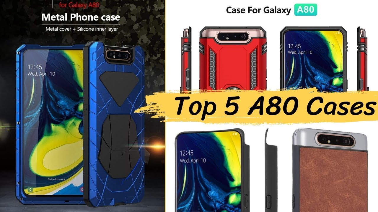 Samsung Galaxy A80 Cases
