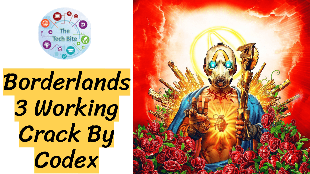 Borderlands 3 Working Crack By Codex