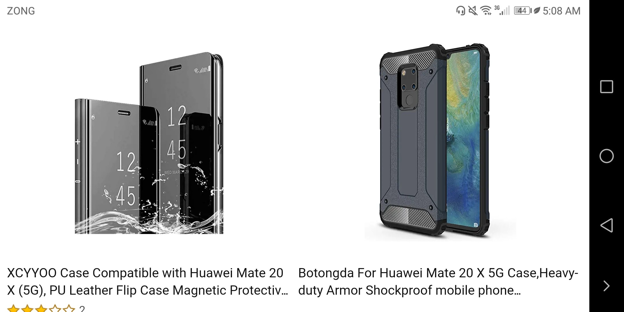 HUAWEI MATE 20X 5G CASES 2019