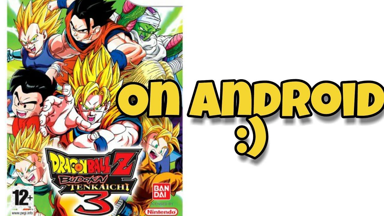 How To Play DBZ Budokai Tenkaichi 3 ON ANDROID