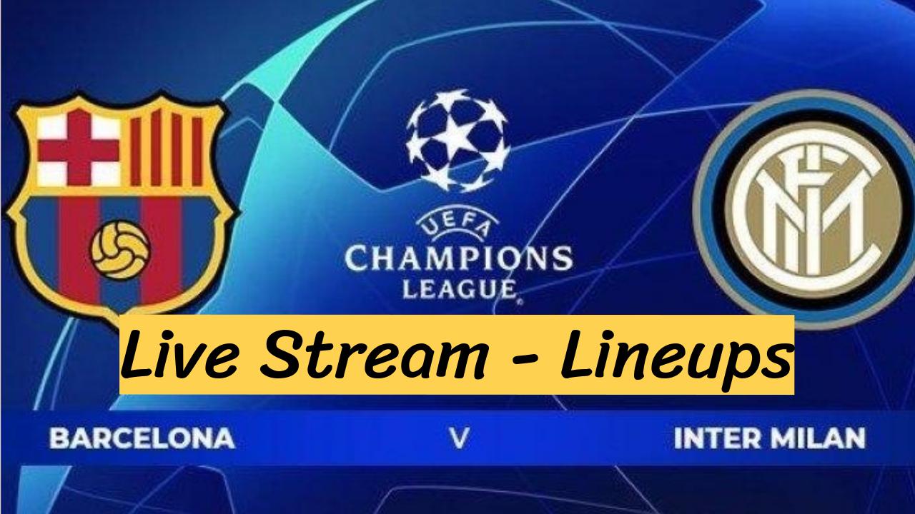 Inter Milan Vs Fc Barcelona