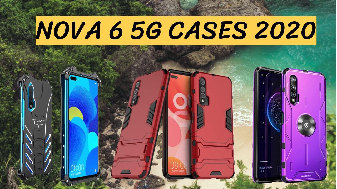 Top 5 Nova 6 5g Cases 2020
