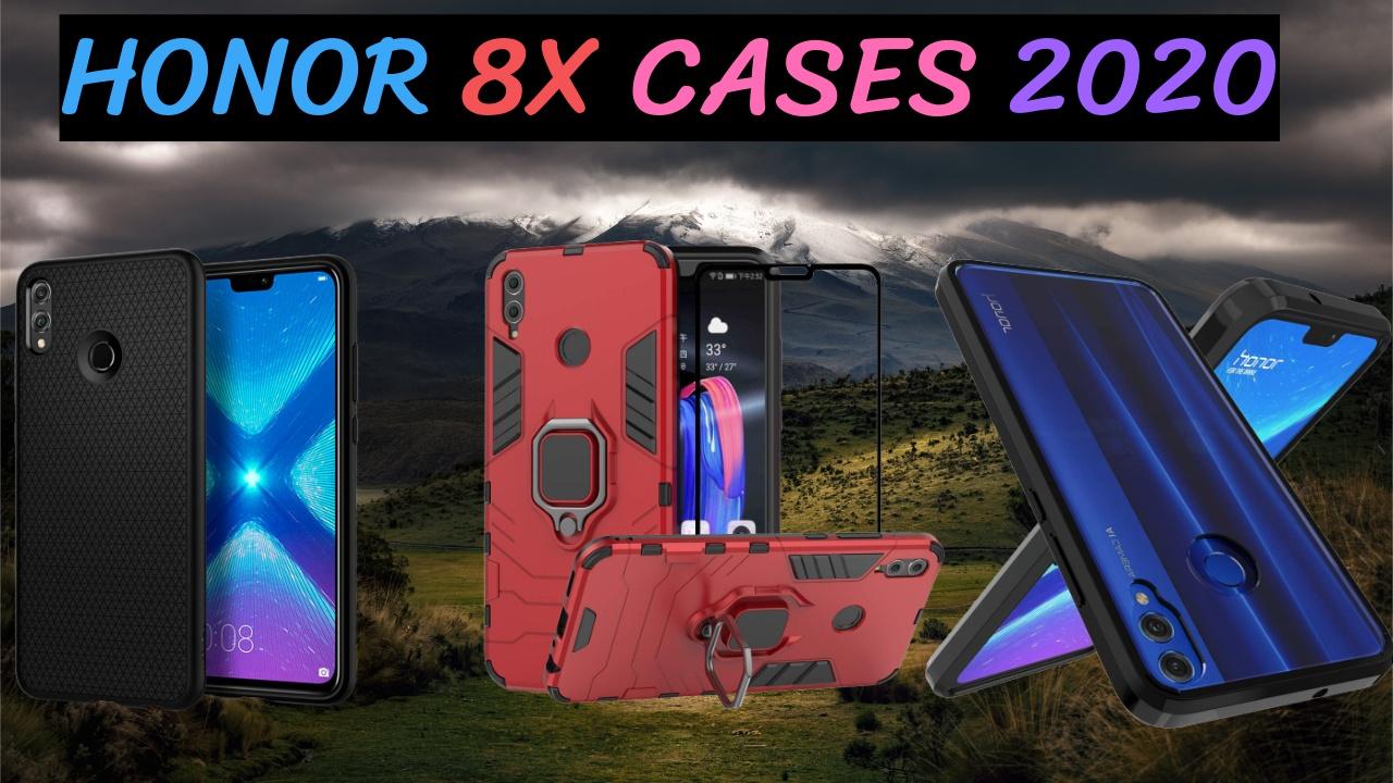 Honor 8x Cases 2020