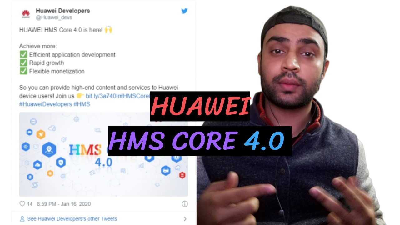 HMS Core 4.0 for global developers