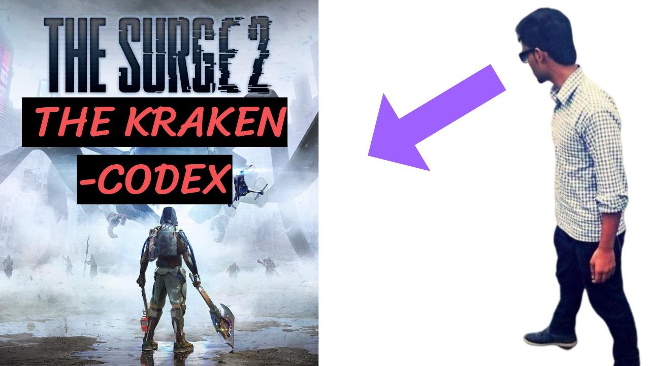 The Surge 2 The Kraken