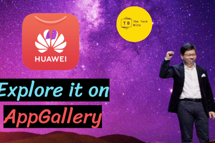 New AppGallery