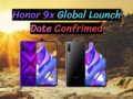 Honor 9X Pro global launch date Confirmed