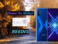Honor 9x Global Emui 10