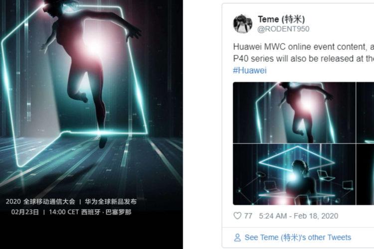Huawei MWC Promo 2020