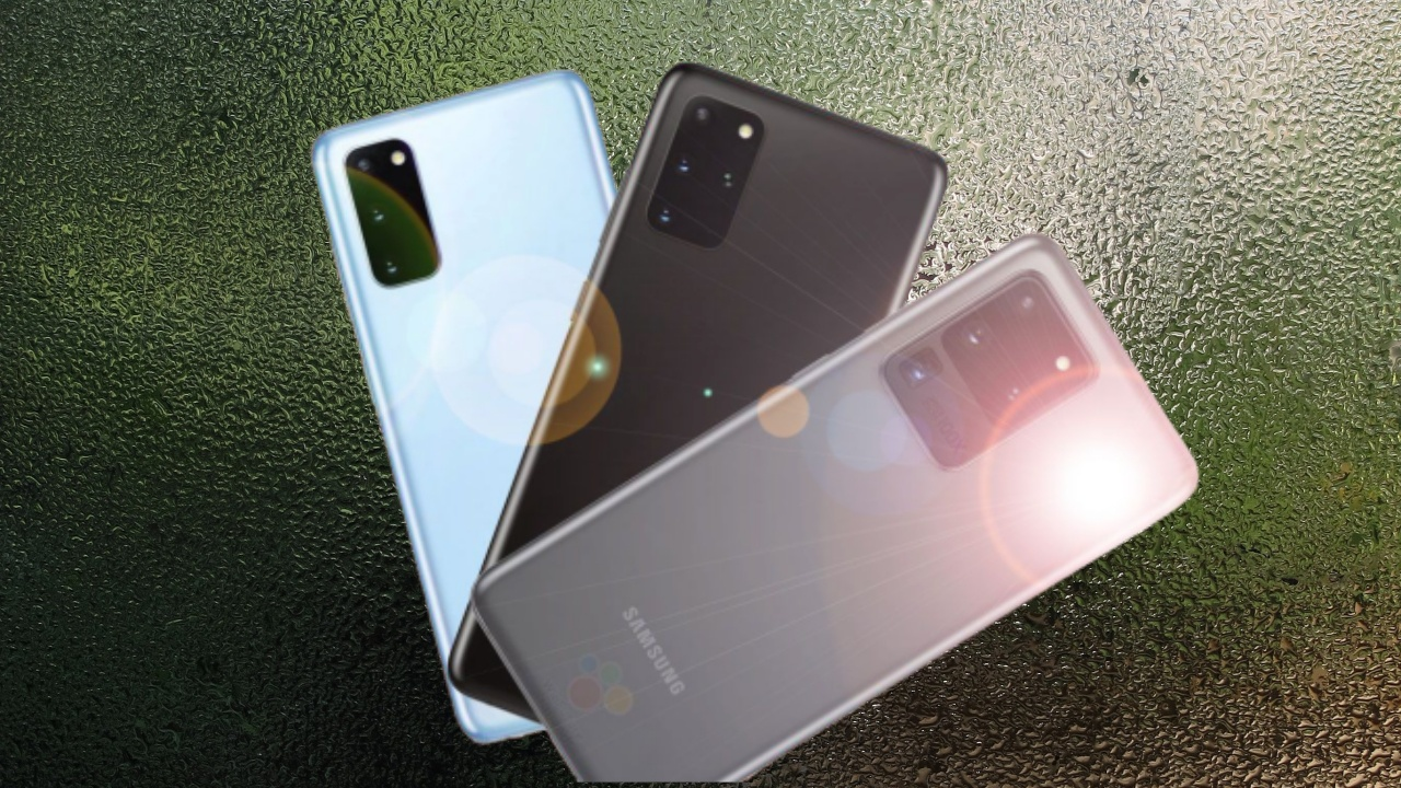 Samsung S20 Leak images