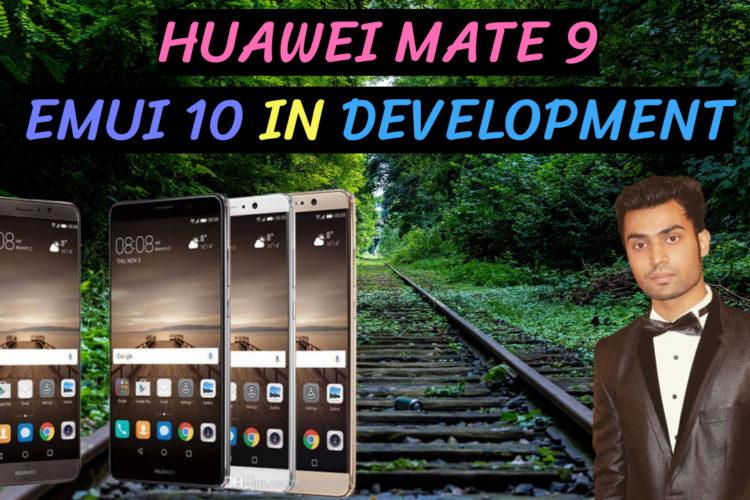 Huawei Mate 9 Emui 10 Update