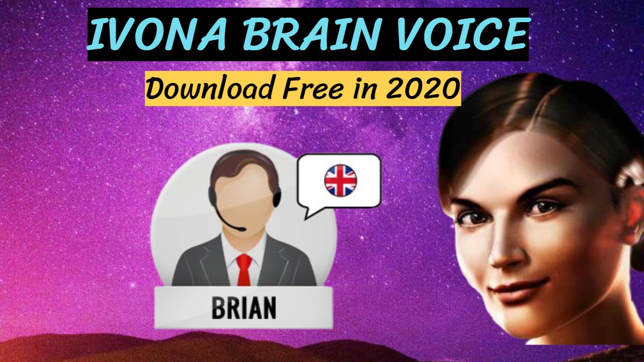 Ivona 2 Brain Voice