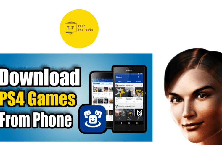 Download Ps4 Games From Your Phone