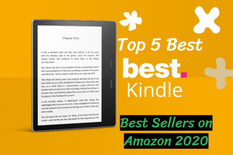 Top 5 Kindle eBooks with Best Seller Provider on Amazon 2020