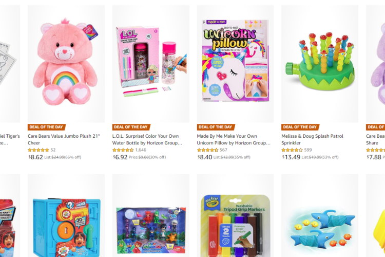 Save up to 30% on Spring Preschool Toys