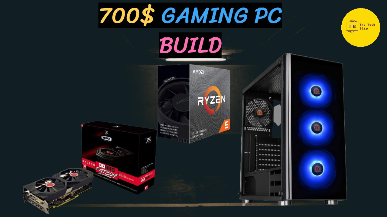 Best 700$ Gaming Pc Build Parts in 2020 ( Ultra 1080p )