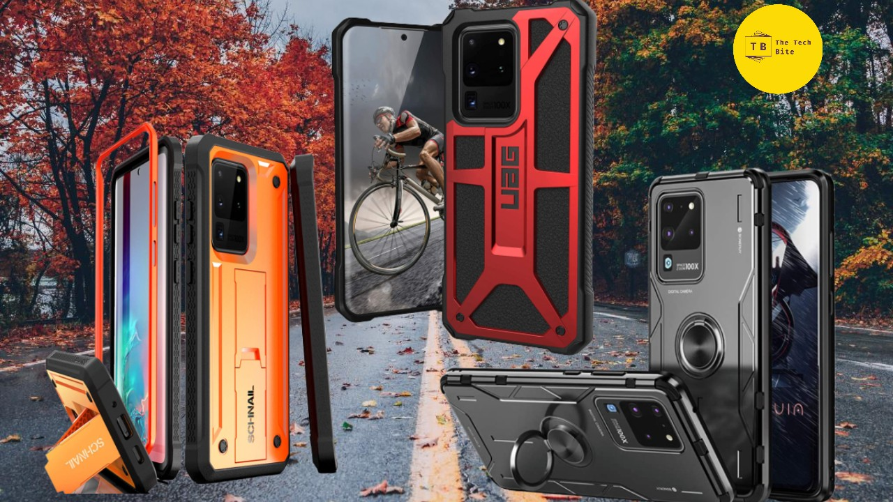 Top 3 Samsung S20 Ultra Cases in 2020 |Best Samsung S20 Ultra Cases
