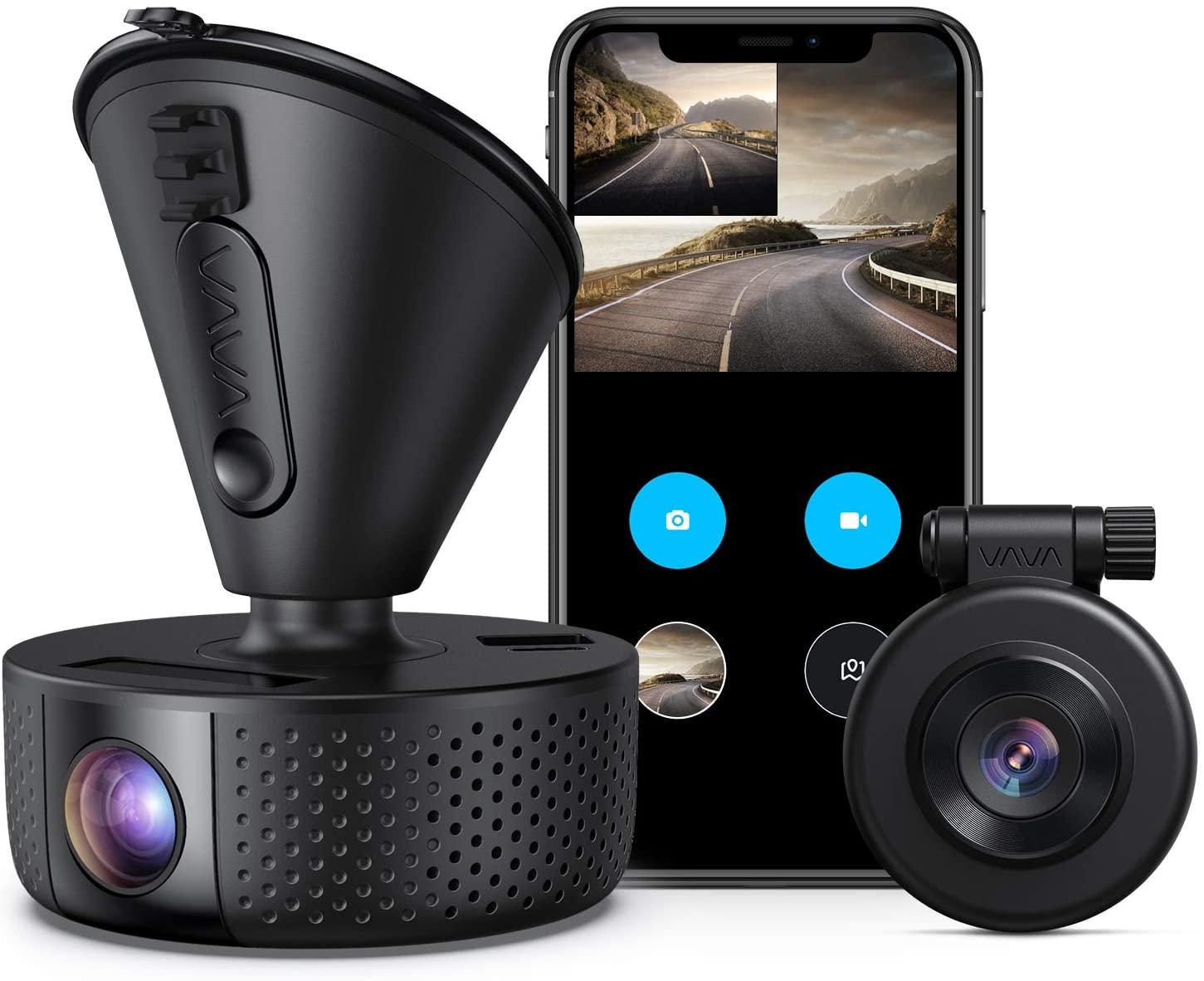 Dual Dash cam Review