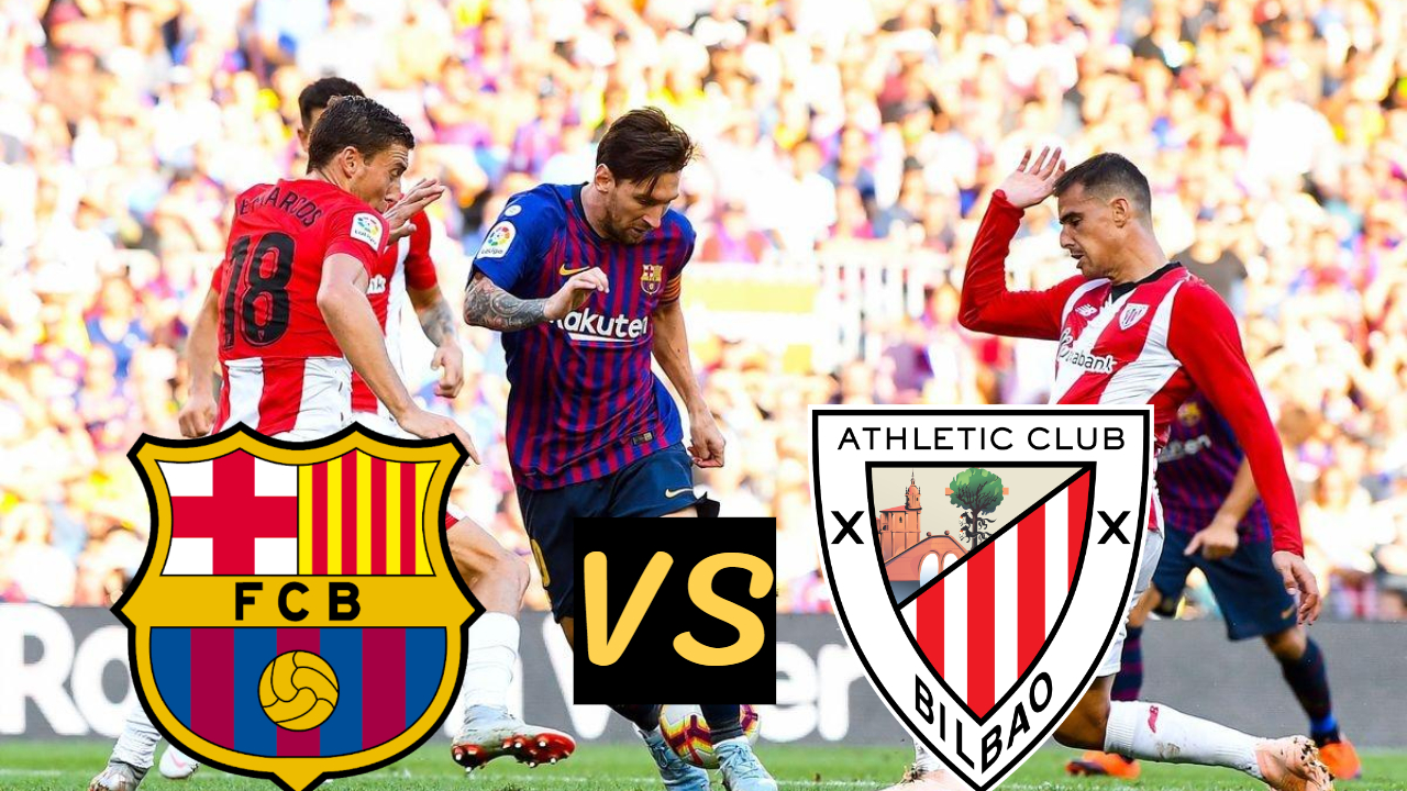 FC barcelona vs athletic bilbao lineups Archives - Tech ...